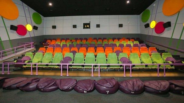 кинотеатр для родителей с младенцами