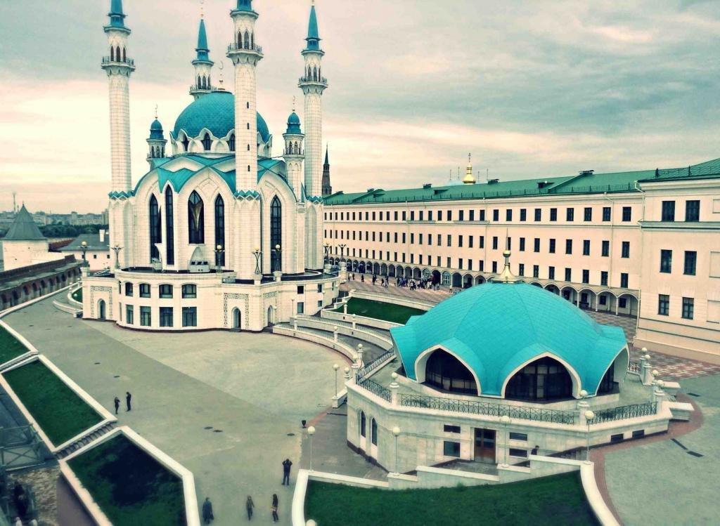 Город Казань