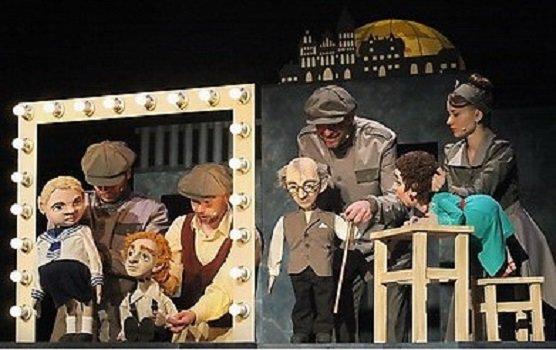 Театр кукол в Гомеле