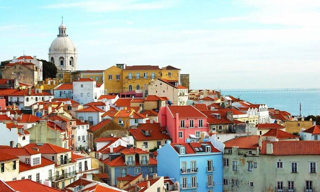 Домики в Португалии