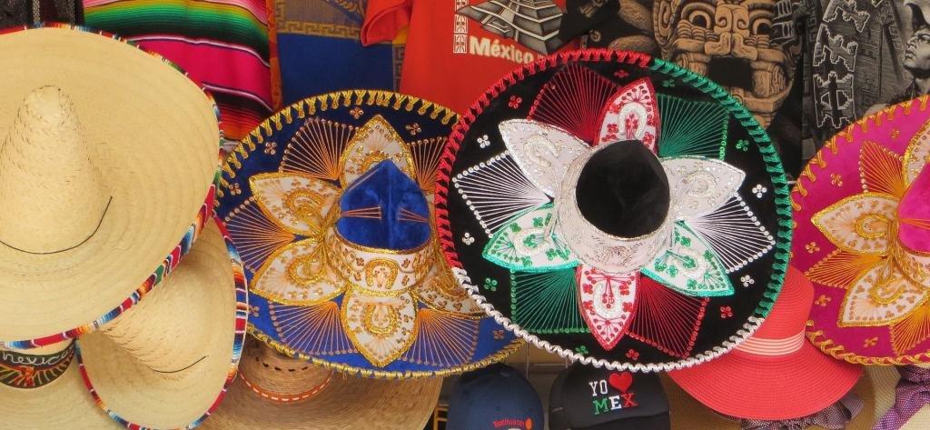 Мексиканские сомбреро