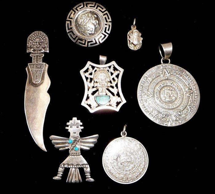 Мексиканское серебро
