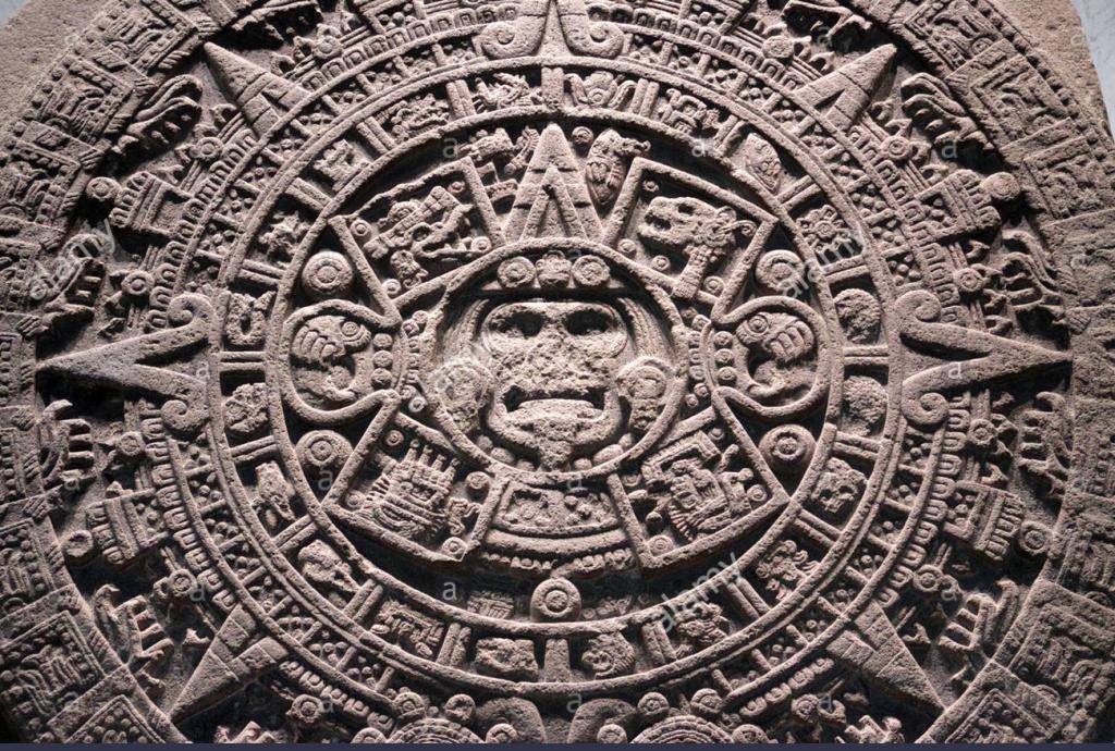 Камень ацтеков