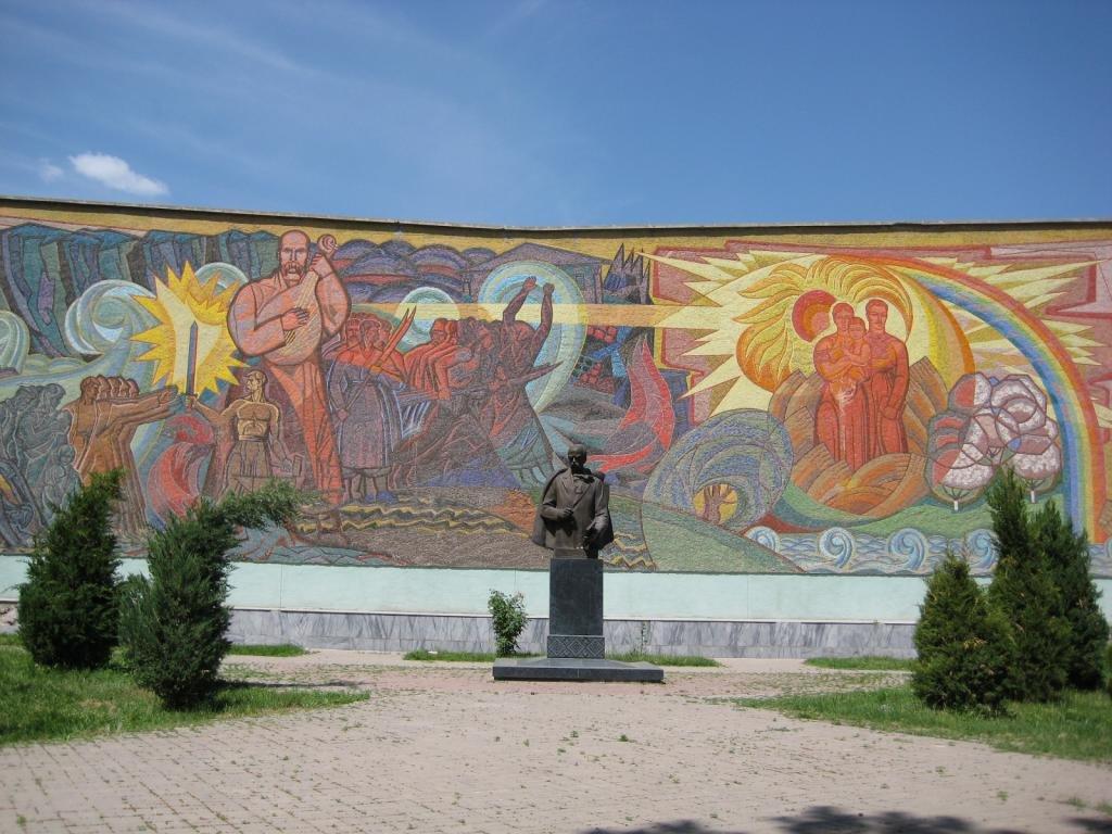 Новые достопримечательности Ташкента