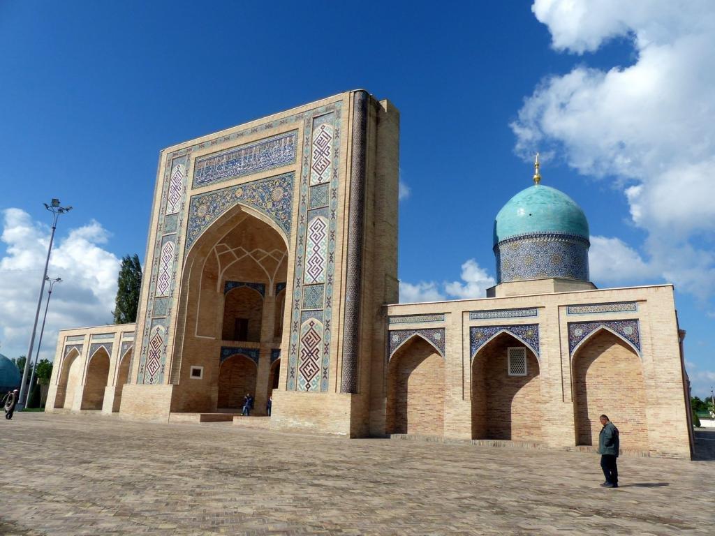 Мусульманские достопримечательности Ташкента
