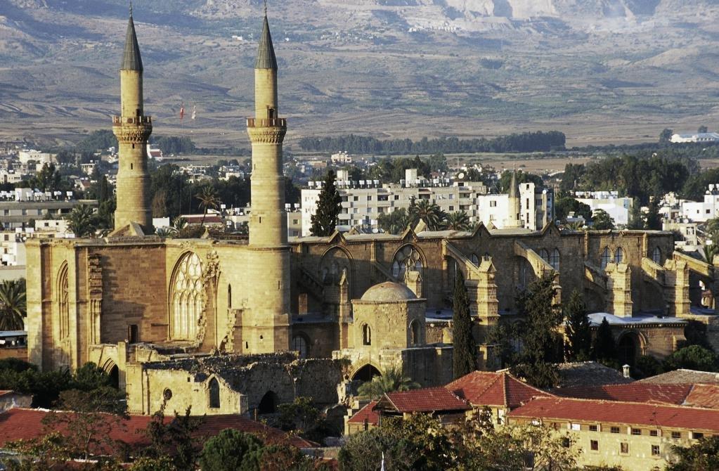 Мечеть Селимие