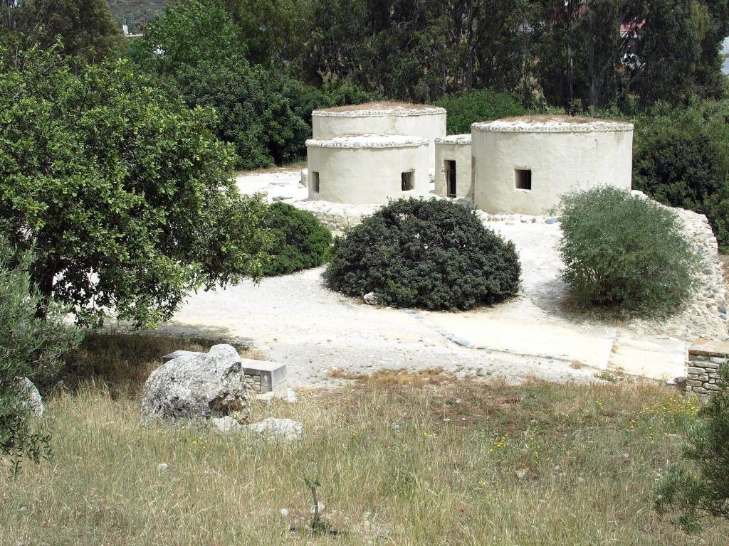 Хирокития - древнее поселение