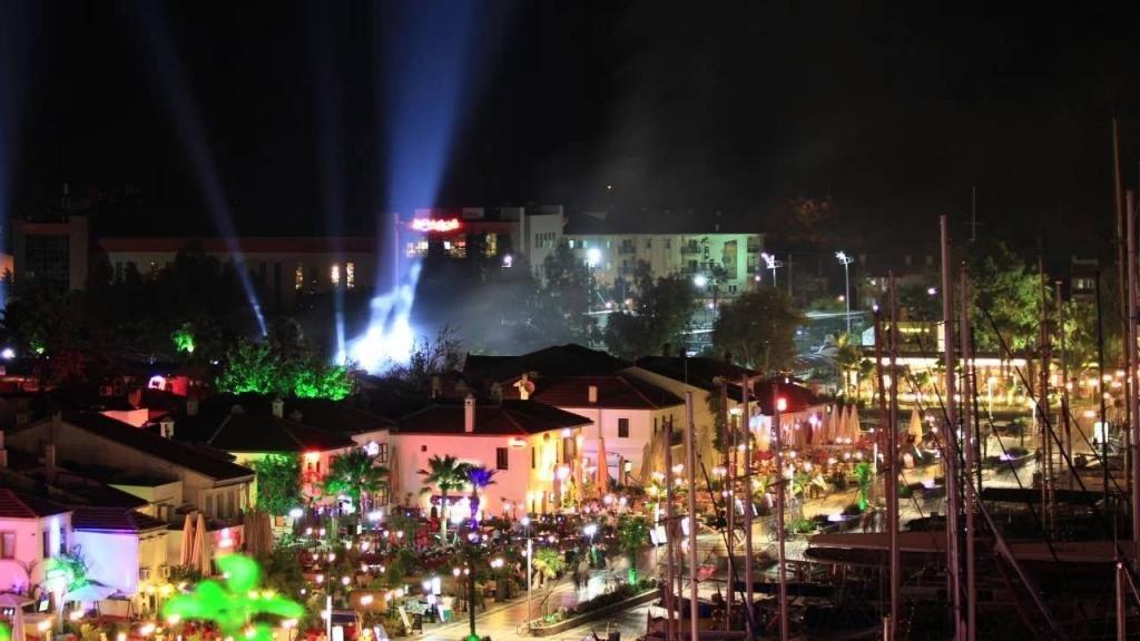 Ночная жизнь в Турции