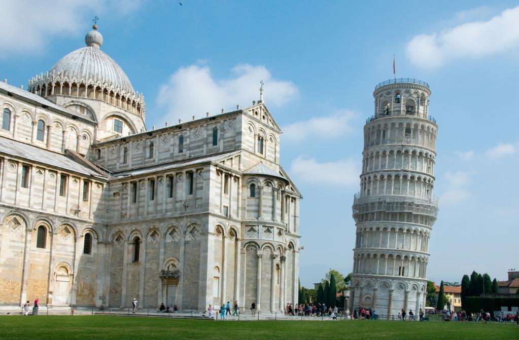 знаменитые соборы италии