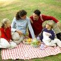 ❶ Как отдохнуть на природе с семьей