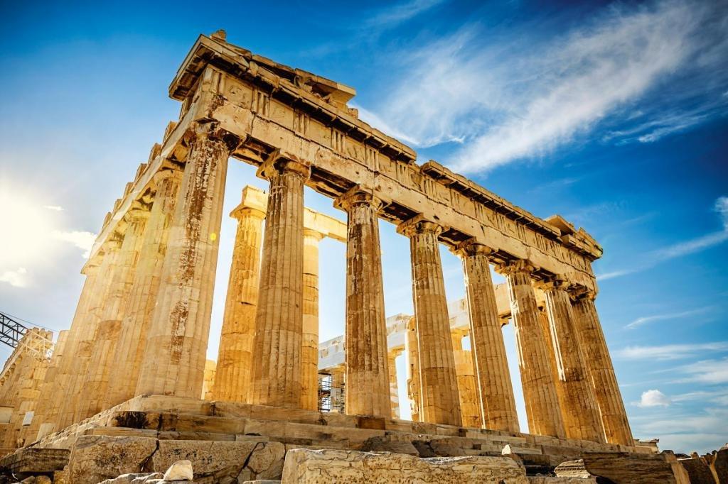 Парфенон, Акророль (Афины)
