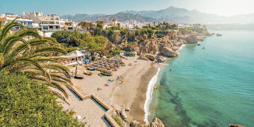 Курорт Коста-дель-Соль в Андалусии