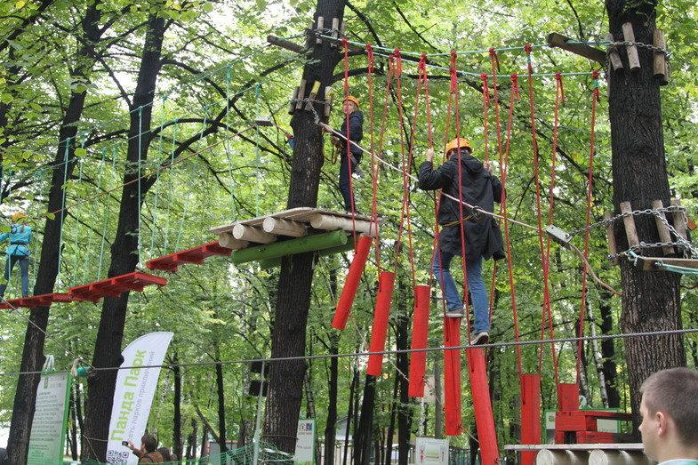 День рождения на природе в Москве