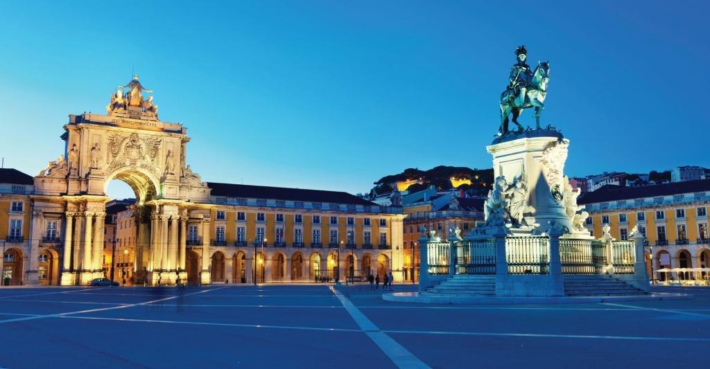 Торговая площадь Лиссабон