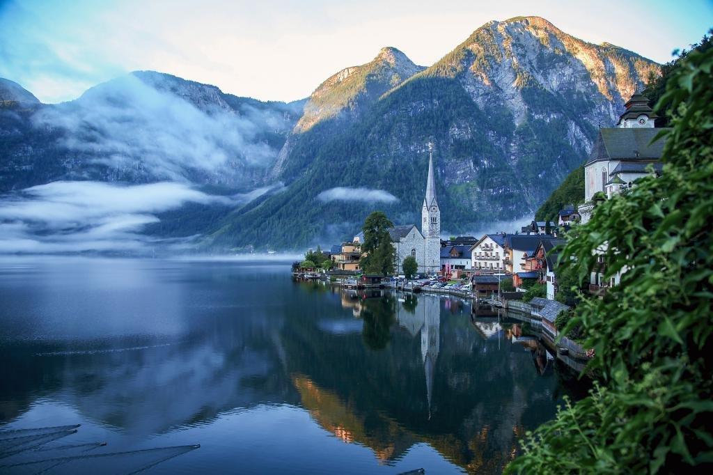 Природные пейзажи Австрии