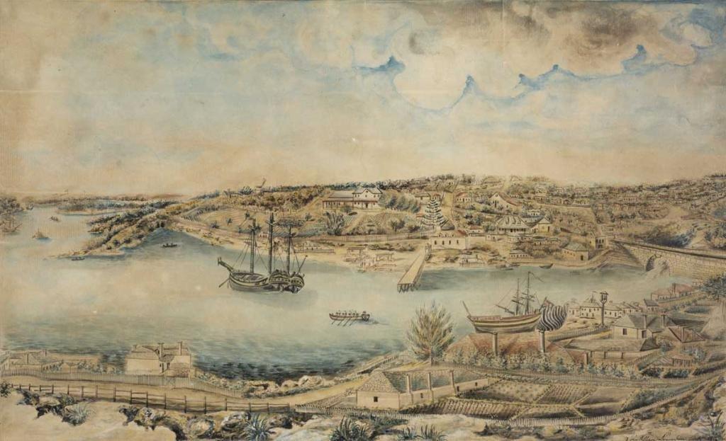 История города Сидней