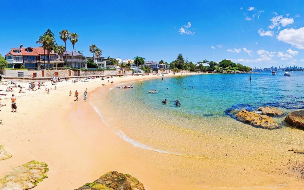 Идиллия пляжного отдыха