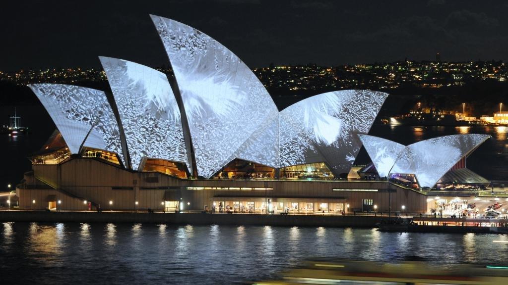 Визитная карточка Сиднея