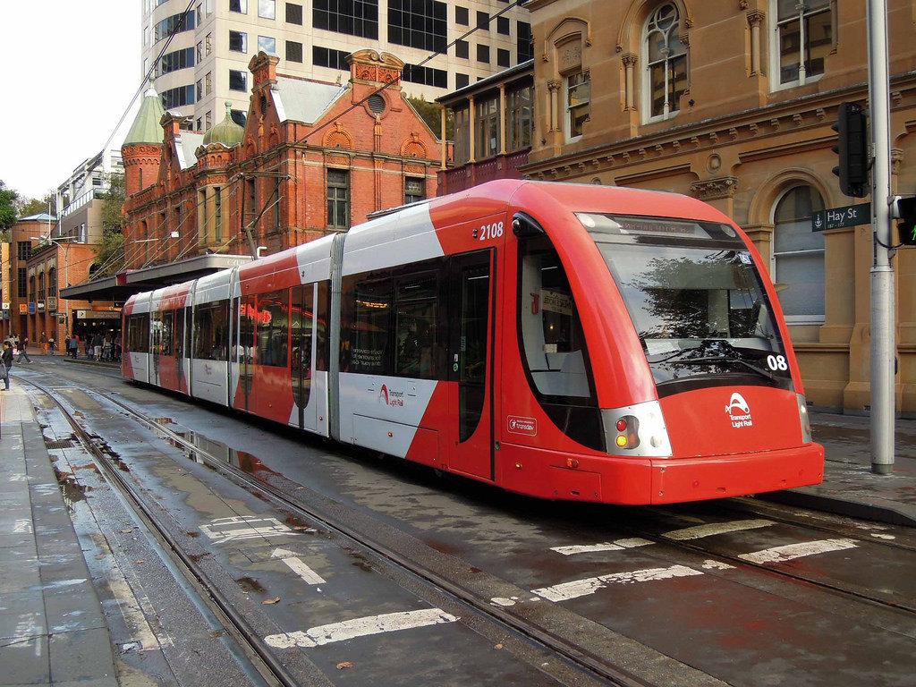 Транспортная сеть города