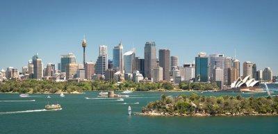 Город Сидней, Австралия: описание, население, пляжи, отели, отзывы