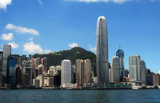 Район Гонконг