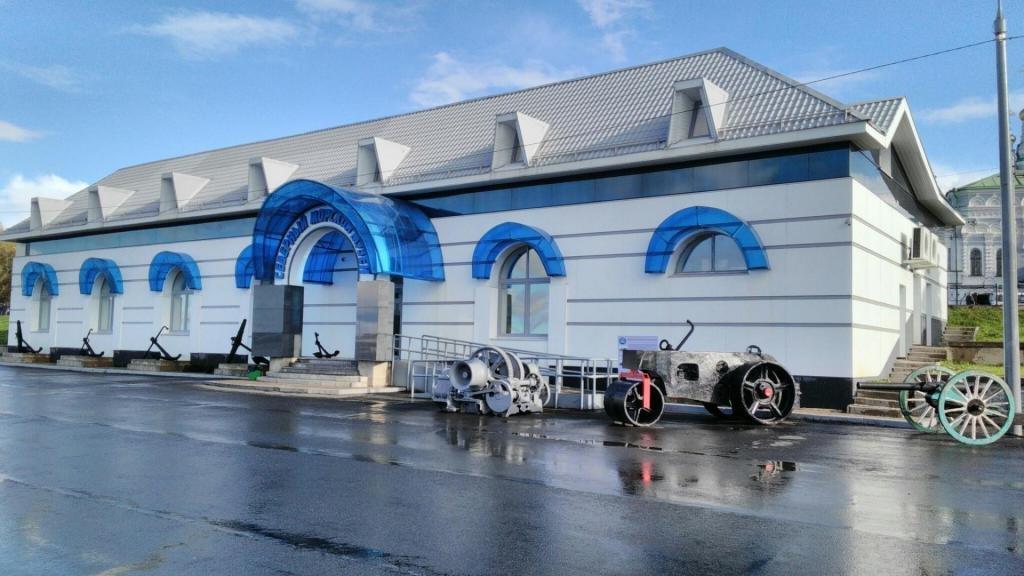 Морской музей «Северный»