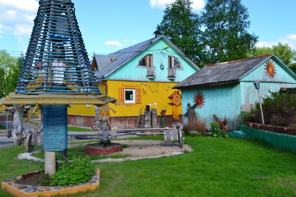 Деревня Дедушки Мороза