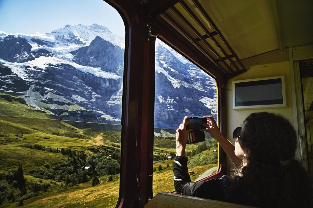 что можно делать в поезде