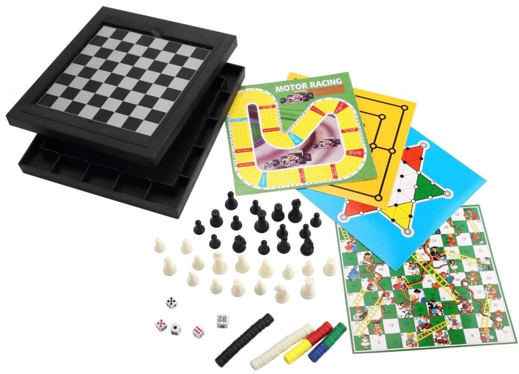 настольные и карточные игры