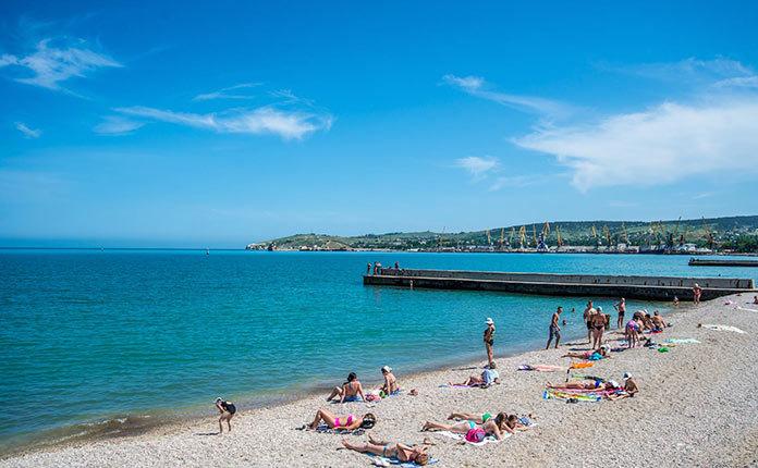 Море в сентябре в крыму в сентябре