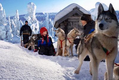 Отдых в январе с детьми в России и за границей - популярные маршруты