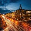 Красивые места в Питере ночью: куда сходить и что посмотреть