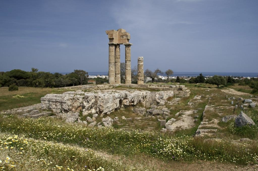 Античный комплекс