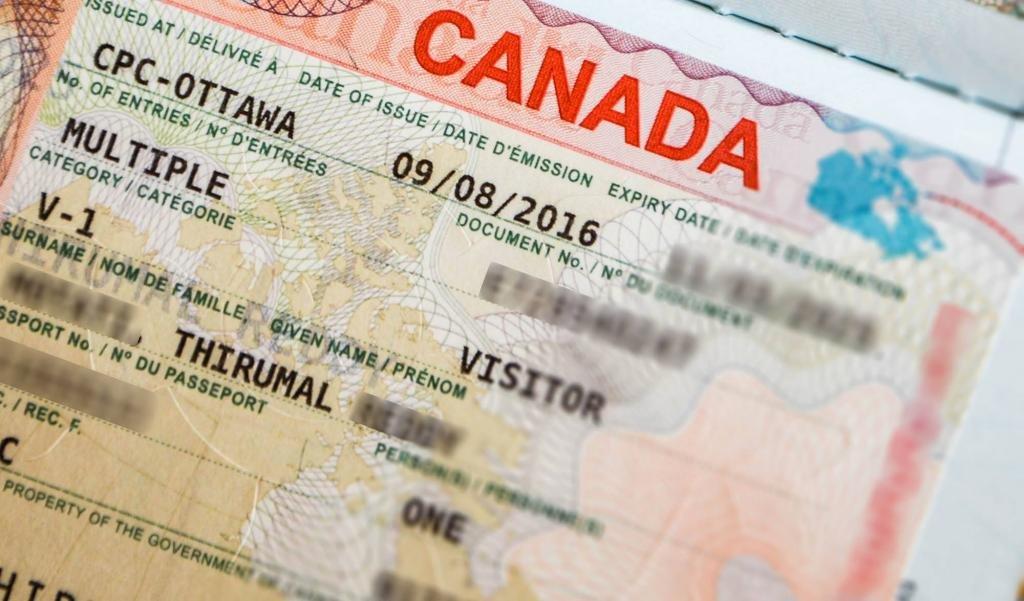 Мультивиза в Канаду