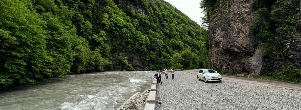 Дорога до Абхазии