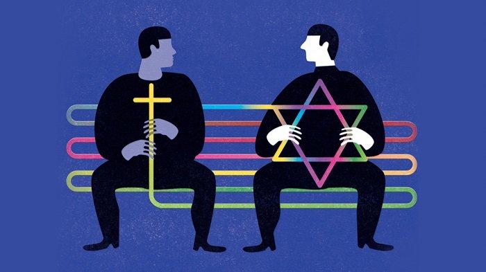Изображение еврейской звезды