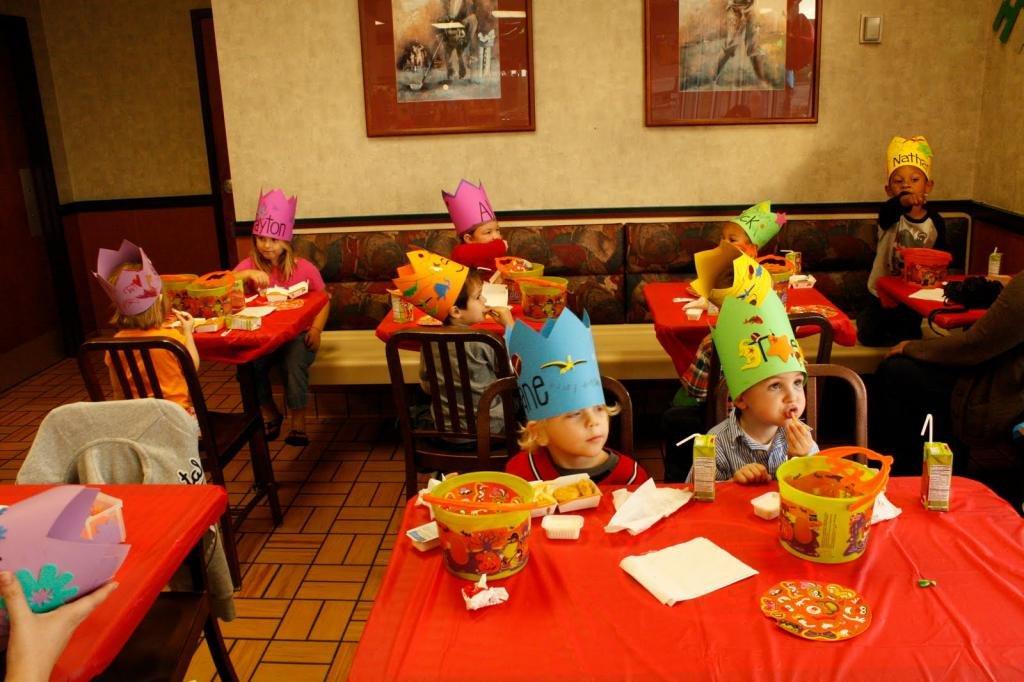Куда сводить ребенка на день рождения