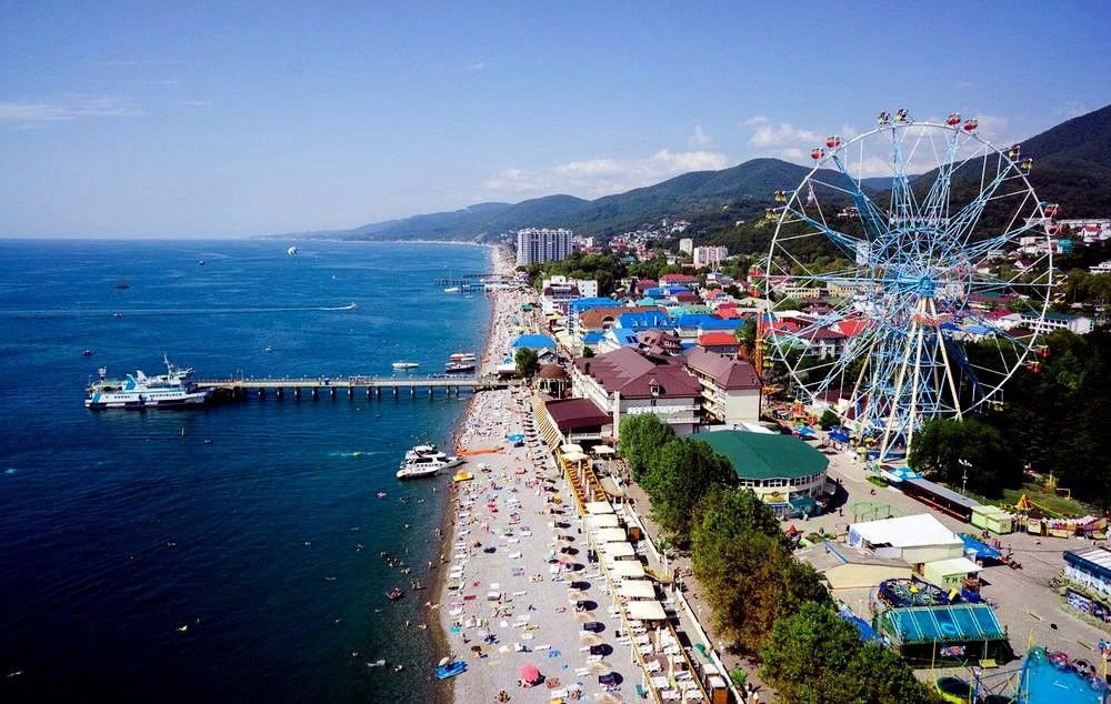 Где отдохнуть в России в августе