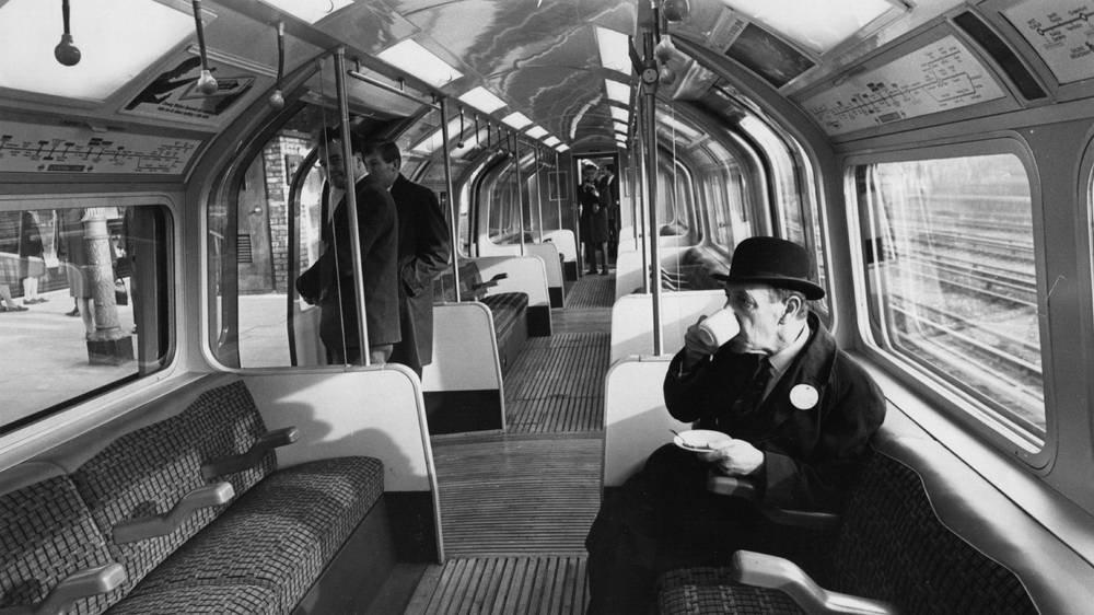 лондонское метро, середина 20 века