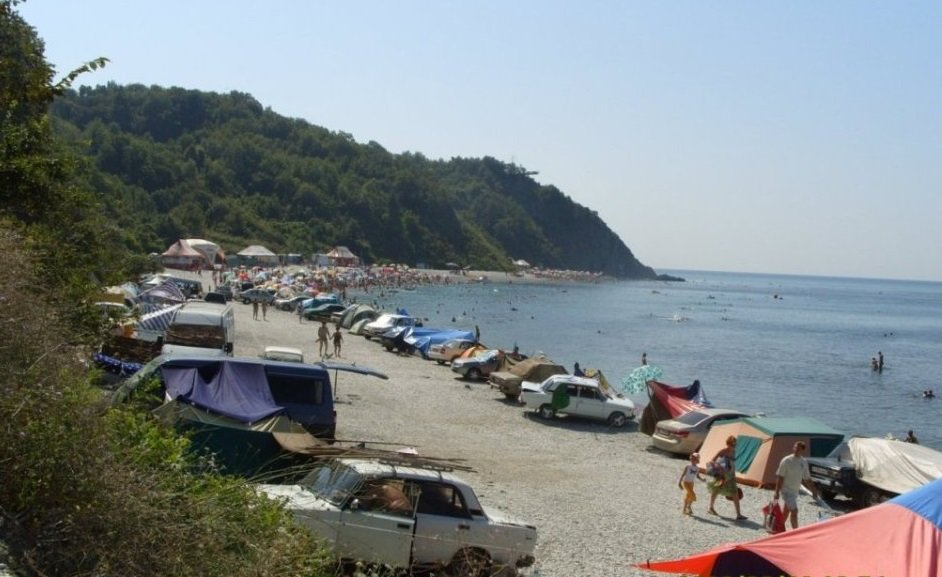 черное море бухта инал