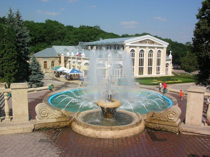фонтан в ессентуках