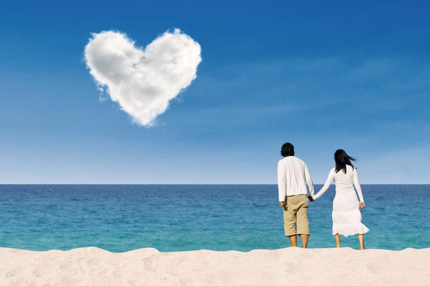 свадебный отдых в раю