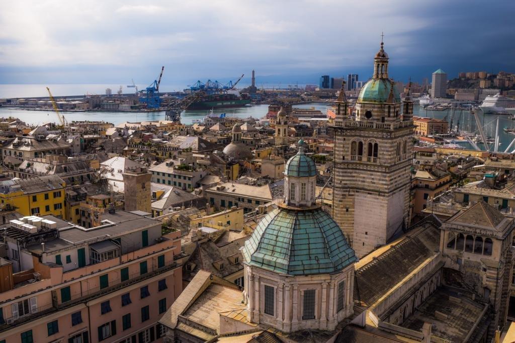 генуя италия фото города