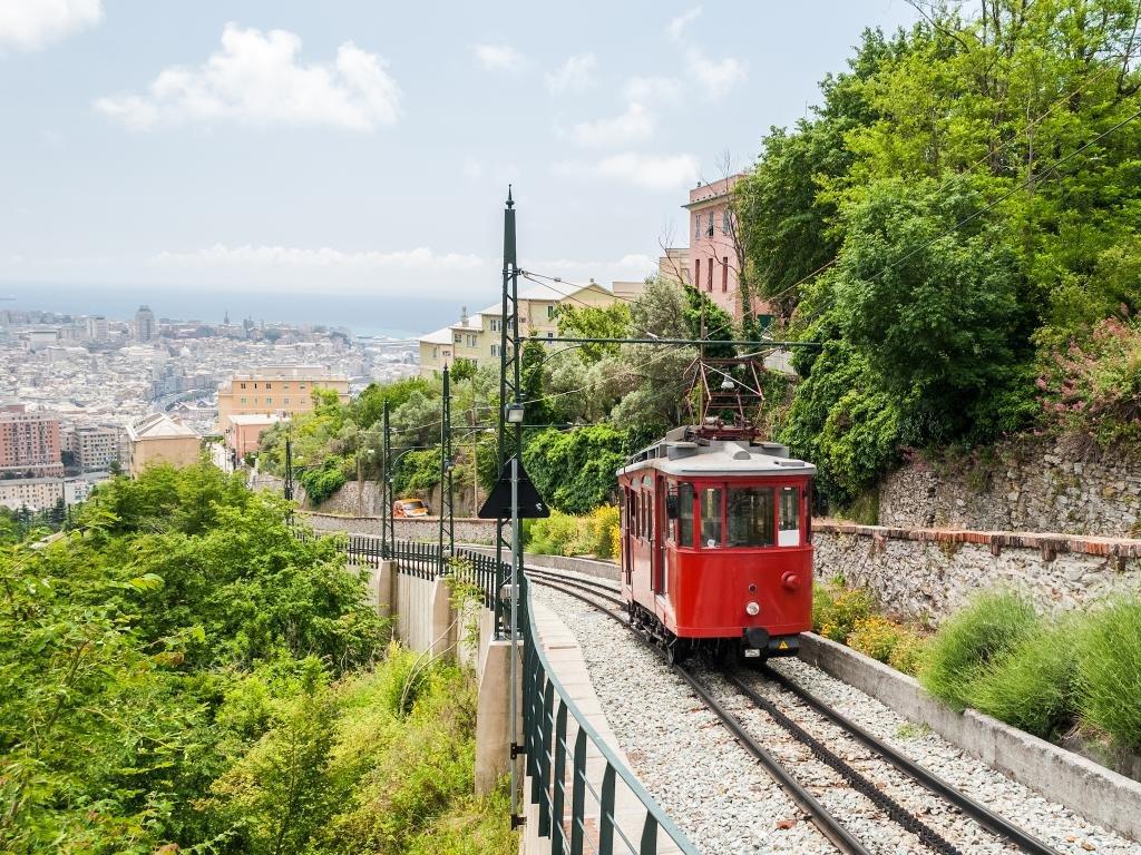 итальянский город генуя