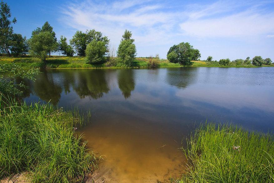 отдых на реке Волге