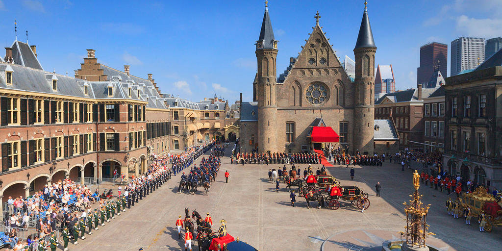 площадь в Гааге