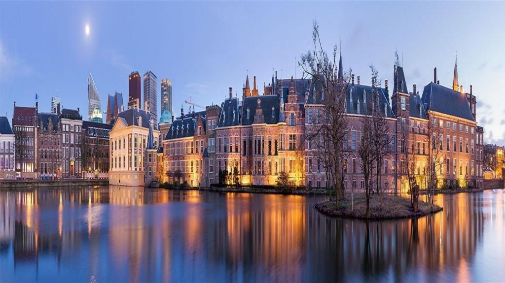 исторический центр Гааги