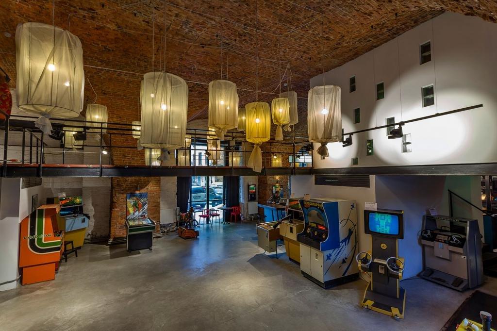 Музей советских автоматов в СПб