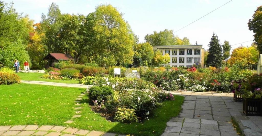 ботанический сад пенза