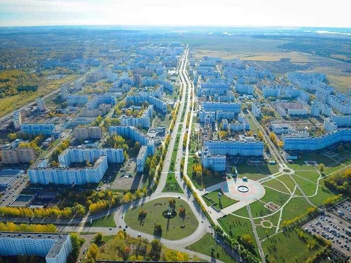 Гостиницы в Нижнекамске: адреса и отзывы